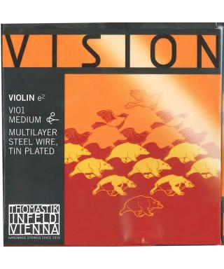 CORDA THOMASTIK VISION VI01 MI VIOLINO 4/4