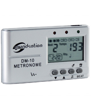 METRONOMO DIGITALE SOUNDSATION DM-10