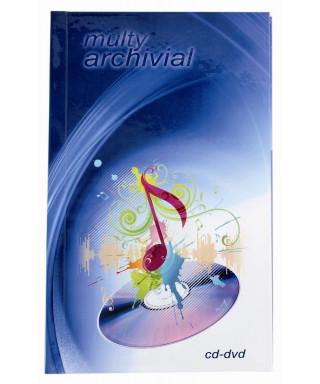 PORTA CD/DVD 20 TASCHE PMA20