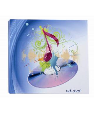 PORTA CD/DVD 10 TASCHE PMA10