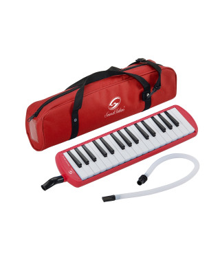 MELODICA SOUNDSATION MELODY KEY 32-RD ROSSA