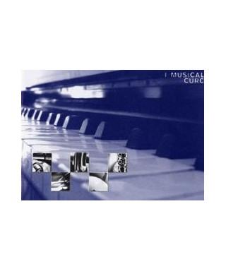 QUADERNO DA MUSICA 6 PENTAGRAMMI MINI BOOK