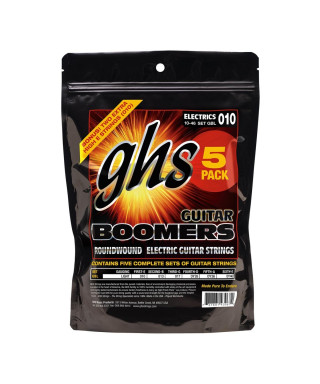 SET 5 MUTE GHS GBL-5PACK