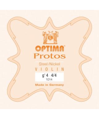 CORDA SOL OPTIMA  PROTOS 1014 PER VIOLINO 4/4
