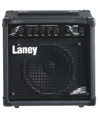 AMPLIFICATORE LANEY LX20 PER CHITARRA