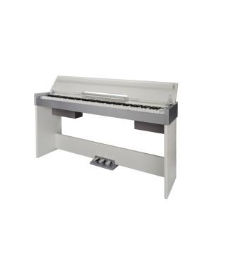 PIANO DIGITALE MEDELI COMPACT CDP5000W CON CABINET BIANCO SATINATO