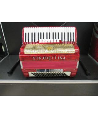 Stradellina Fisarmonica 120 Bassi