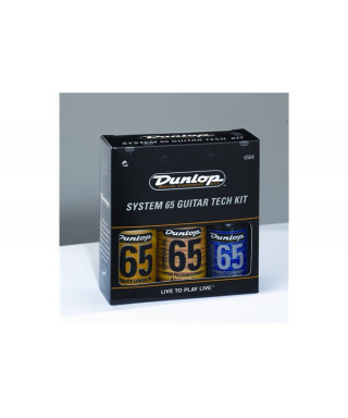 Dunlop 6504 Guitar Tech Kit