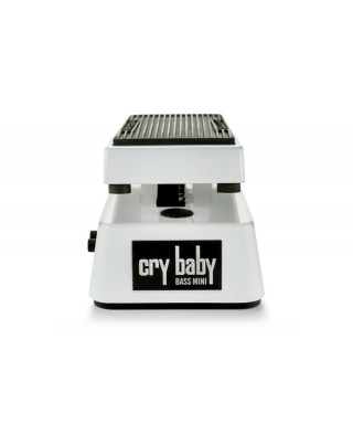 Dunlop CBM105Q Cry Baby Mini Bass Wah