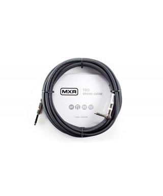 Mxr DCIST20R Cavo connettore TRS/Stereo 20 FT