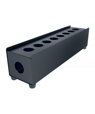 Quik Lok BOX 520 Stage Box in metallo vuota