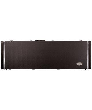 Rockgear RC 10601 B/SB Case Standard rettangolare per Jazzmaster, Black Tolex