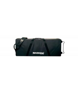 Rockgear RC 21517 B Soft Light Case Deluxe per Tastiera 107x36x15cm, Black