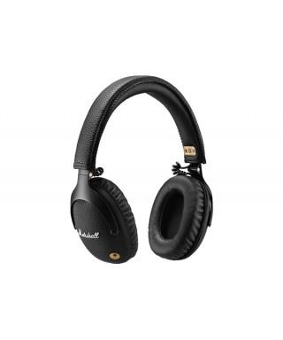 Marshall Headphones Cuffie Monitor Bluetooth Black