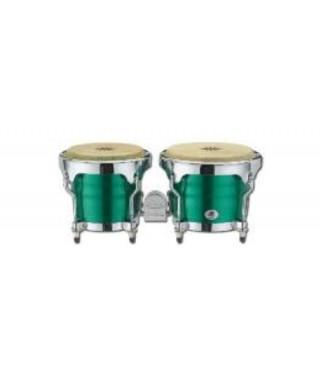 Natal  Bongos Metal. Green