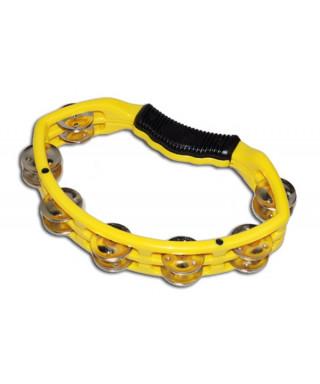 Natal  Spirit Tambourine Yellow