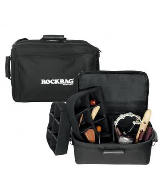 Rockgear RB 22787 B Borsa Deluxe per Accessori percussioni 57x38x33cm, Extra Large