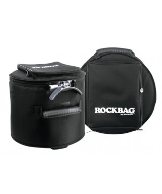 "Rockgear RB 22855 B Borsa per Marching Marching Parade drum 14 x 10"""""