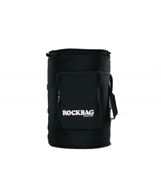 "Rockgear RB 22867 B Borsa per Marching Marching Lansquenet drum 14 x 19"""""