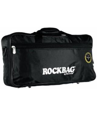 Rockgear RB 23020B Borsa per effetti a pedale, 45x23x8cm