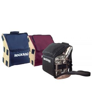 Rockgear RB 25020 B/BE Borsa Deluxe per fisarmonica 34/72
