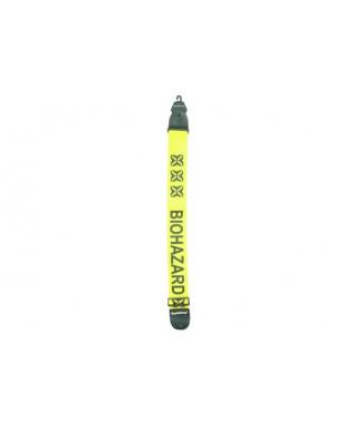 Rockgear RST NY1CP B Tracolla per basso, Biohazard