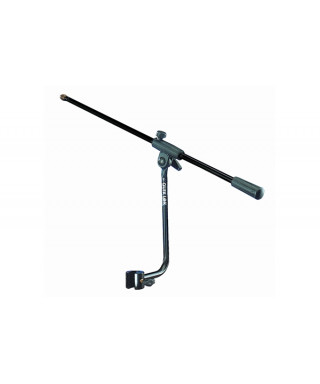 Quik Lok A/107 BK EU asta microfono giraffa nera
