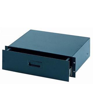 Quik Lok RS/671 Cassetto rack 3 unità con sistema di sbloccaggio/bloccaggio