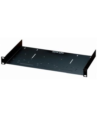Quik Lok RS/673 Vassoio rack 1 unità universale