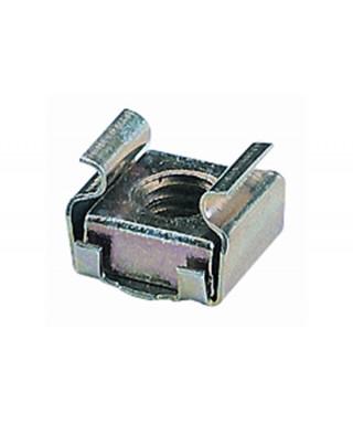 Quik Lok RS/248 EU Dadi con graffa M6 in acciaio zincato