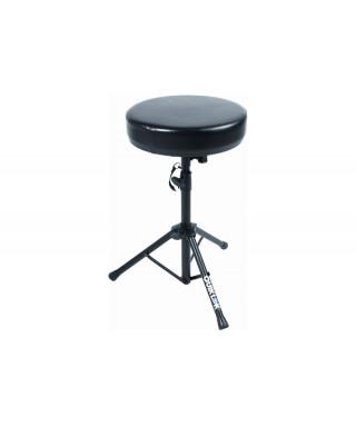 Quik Lok BX/6 sgabello con seduta rotonda regolabile in altezza