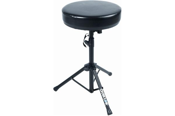 Quik lok bx sgabello con seduta rotonda regolabile in altezza