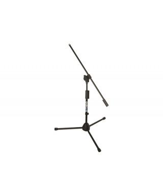 Quik Lok A305 BK EU Asta microfonica bassa a giraffa
