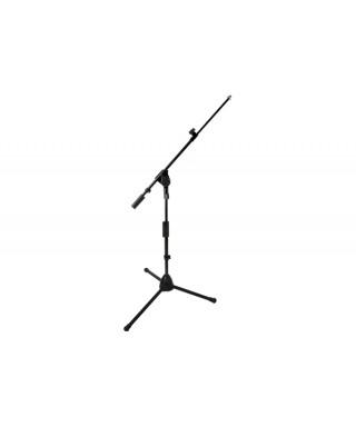 Quik Lok A/516 BK EU asta microfonica professionale bassa a giraffa