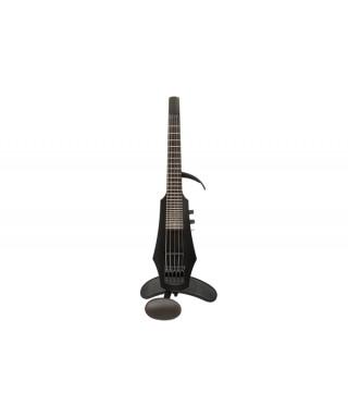NS Design NXT5a Violino 5 corde fretted Black