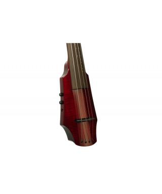 NS Design WAV4 Cello Transparent Red