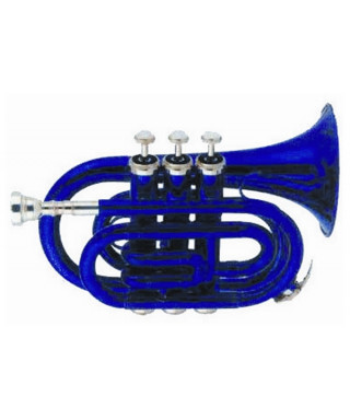 Sml VSM TP52 Tromba Pocket Laccata blu