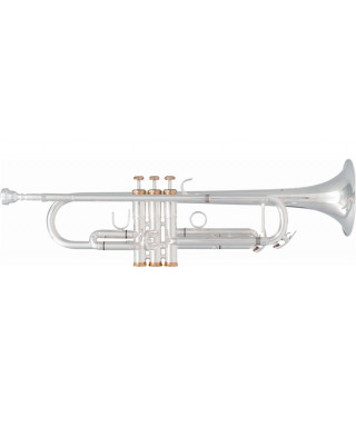 Sml VSM TP870S Tromba Nation Sib Silver Pl.