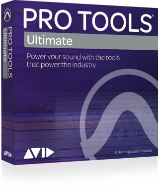 AVID Pro Tools AVID PROTOOLS ULT 1-YEAR SUBSCR-EDU PRICING