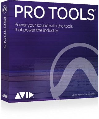 AVID Pro Tools AVID PROTOOLS 1-YEAR SUBSCRIP RENEWAL INSTITUTIONA
