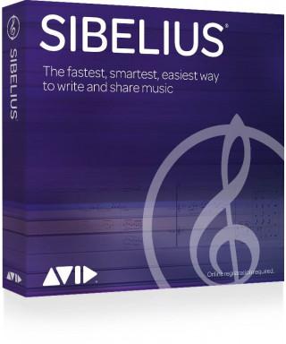 AVID SIBELIUS AVID SIBELIUS 1-YEAR SOFTW.UPD+SUPP. PLAN RENEWAL