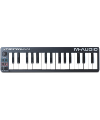M-Audio KEYSTATION MINI 32  (2nd Gen)