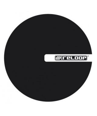 RELOOP RELOOP SLIPMAT LOGO BLACK