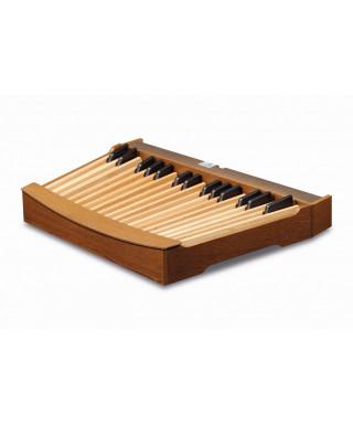 VISCOUNT PEDALIERA MIDI 32 NOTE RADIALE CONCAVA AGO