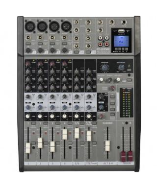 PHONIC AM 1204 FX RW