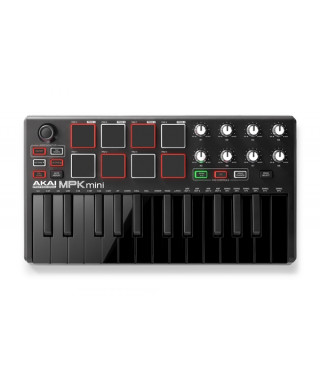 Akai Professional MPK MINI MK2 Black special edition