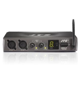 JTS SIEM-2T Sistema UHF PLL wireless In Ear Monitor