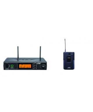 JTS RU-8011D+RU-850TB Sistema UHF PLL wireless