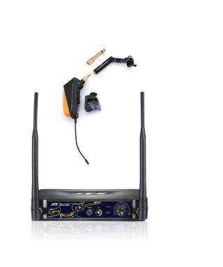 JTS UR-816D + UT-16GT(GW) + 508GT Sistema UHF PLL wireless