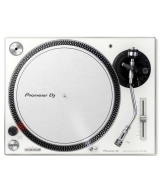 PIONEER DJ PLX-500-W White